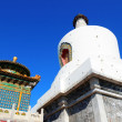 Tibetan Buddhism Tower — Foto Stock