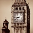 Stock Photo: Big Ben closeup