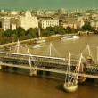 Stock Photo: London Aerial View