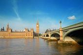 伦敦天际线 — 图库照片
