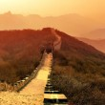 Great Wall morning — Stock Photo #38619177