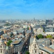 图库照片: London rooftop view