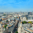 Foto de Stock  : London rooftop view