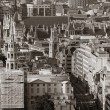 London rooftop view — Stock fotografie #38621737