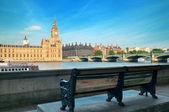 Thames River Waterfront — Stock fotografie