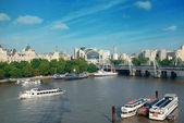 London Flygfoto — Stockfoto