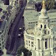 London rooftop view — Stock fotografie #39929111