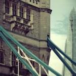 Tower Bridge London — Stock Photo #39929515
