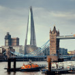 Stock Photo: London cityscape