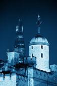 London Tower — Stock Photo