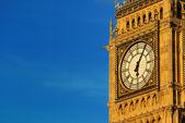Big Ben closeup — Stock Photo