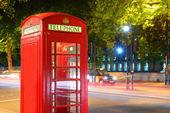 London telefonzelle — Stockfoto