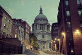 St Pauls London — Stock Photo