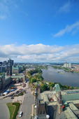 Vista da cidade de ottawa — Foto Stock