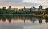 Ottawa ráno — Stock fotografie