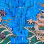 Nine-Dragon Wall — Stock Photo #41767689