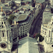 London rooftop view — Foto de stock #41771377