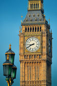 Big Ben closeup — Stock Photo