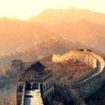 Great Wall morning — Stock Photo #43921595