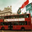 London Piccadilly Circus — Stock Photo