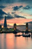 ロンドンのアーキテクチャ — ストック写真