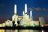 лондон электростанции баттерси — Стоковое фото