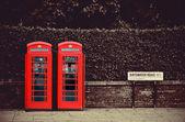 улица лондона — Стоковое фото