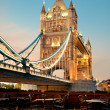 Tower Bridge London — Stock Photo #48288265