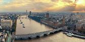 Westminster rooftop view — Zdjęcie stockowe
