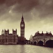 Izby parlamentu — Zdjęcie stockowe