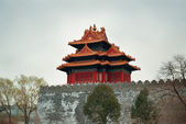 Imperial Palace Corner Tower — Stock Photo