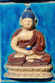 Buddha statue pattern — Photo