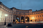 Londres arco del almirantazgo — Foto de Stock