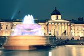 Trafalgar square — Foto de Stock