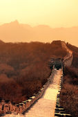 Great Wall morning — Stock Photo