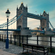 Tower Bridge London — Stock Photo #49416785