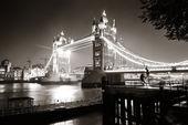 Tower Bridge in UK — Stock Photo