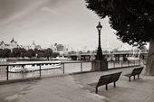 Westminster panorama — Photo