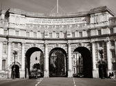 Admiralty Arch London — Stock Photo
