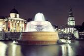 Trafalgar square — Stockfoto