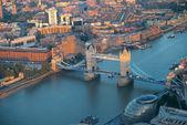 Londres aériennes — Photo