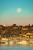 サンディエゴ湾 — ストック写真
