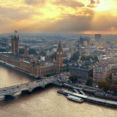 Westminster rooftop view — Stok fotoğraf