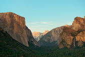 Yosemite valley — Stockfoto