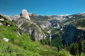 Йосемитский национальный парк — Стоковое фото