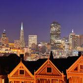 San Francisco skyline — Stock Photo
