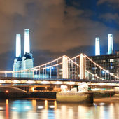 Battersea Power Station London — Stock fotografie