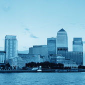 London Canary Wharf  — Stock Photo