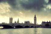 House of Parliament — Stock Photo