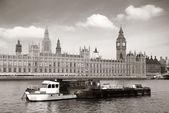 Thames nehri — Stok fotoğraf